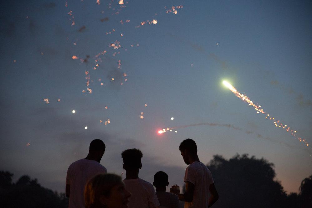 Fireworks - An evening