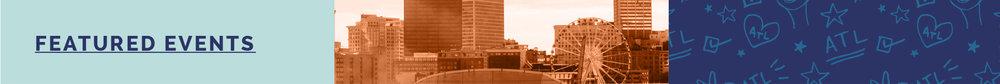 Our Future Atlanta Featured Events