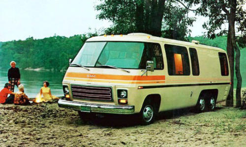 Vintage GMC Coaches for Sale
