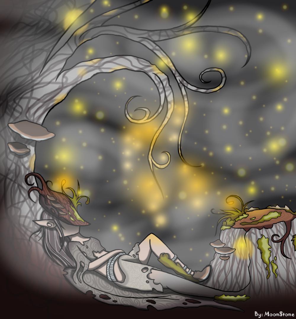 1000 years of sleep, by madison hood