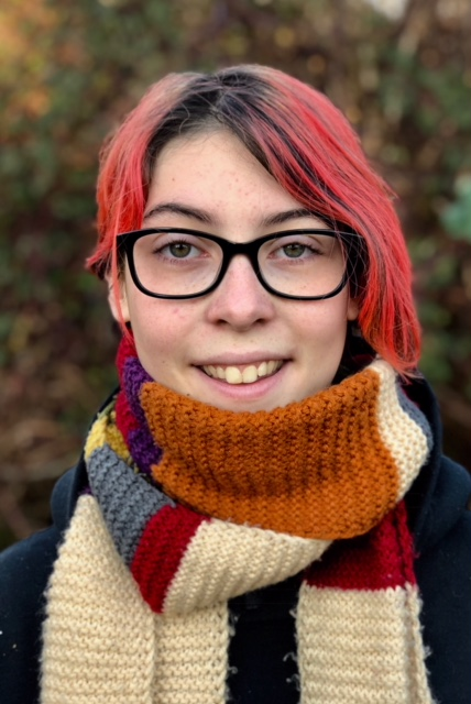 Madison Hood (Moonstone), age 14
