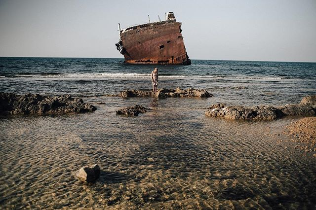 Location scouting is more than just finding a cool place to film in, it is about finding a place that has its own story, in hopes that you can use that history to tell yours. #shipwreck #bizerte #locationscouting #sawarlytunis #symbolism #shortfilm #filmmaking #travel #acting #tunis #film