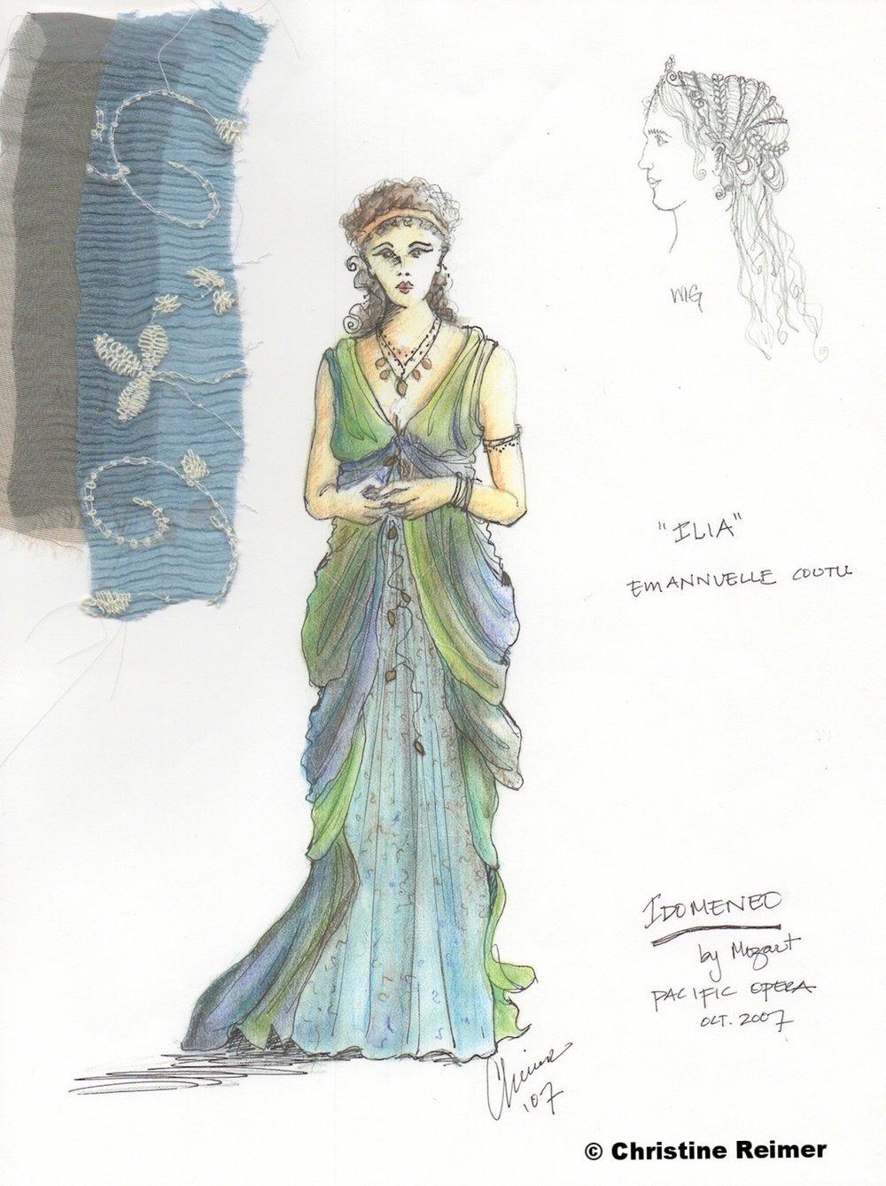 """""""Ilia""""  Idomeneo, 2008"""