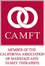 Member of the California Association of Marriage and Family Therapists