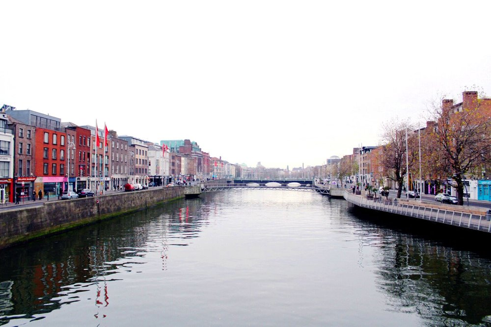 Dublin City Guide-Livekerfully