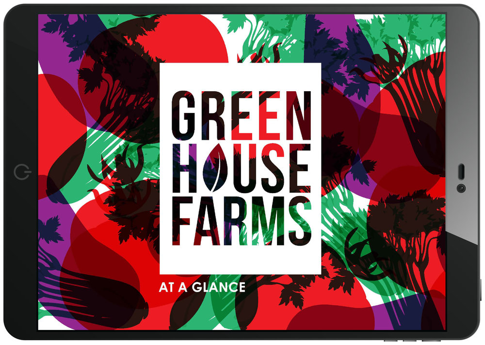 Greenhouse Farms - Coming Soon   An economic development exercise to envision what a next generation grocery store geared towards millennials would look like. By combining high intensity solar panels, industrial aeroponics technology, a factory, special lighting, numerous state and federal grants, utility grants, tax incentives, urban agriculture educational partnerships and a unique shopping experience, customers would have the ability to pick their food straight from the vine for the first time in history in a traditional commercial setting. Now it doesn't get fresher than that!
