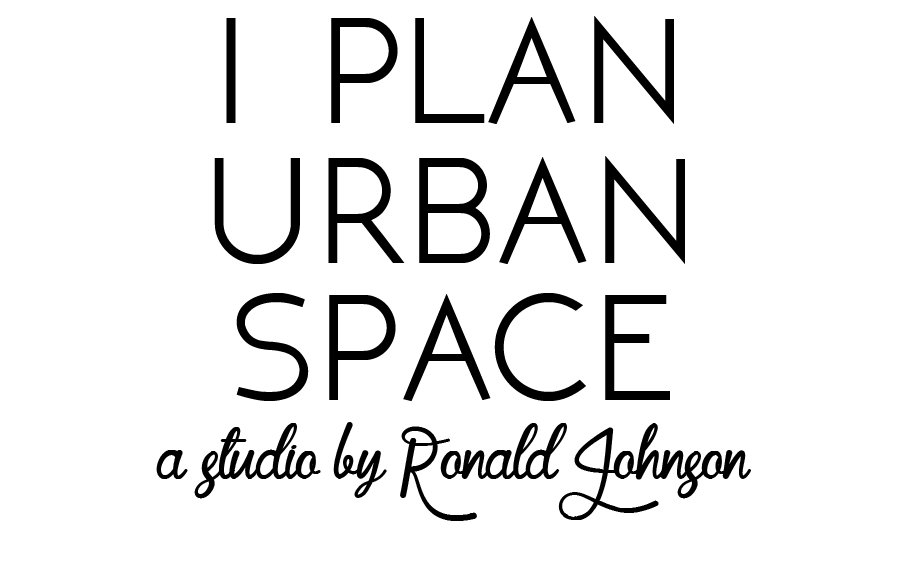 I Plan Urban Space