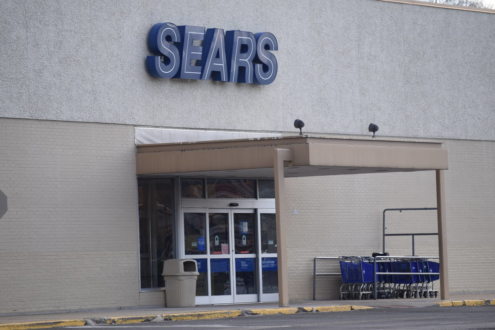 Sears Watchung, NJ. Image courtesy of TAPinto Watchung