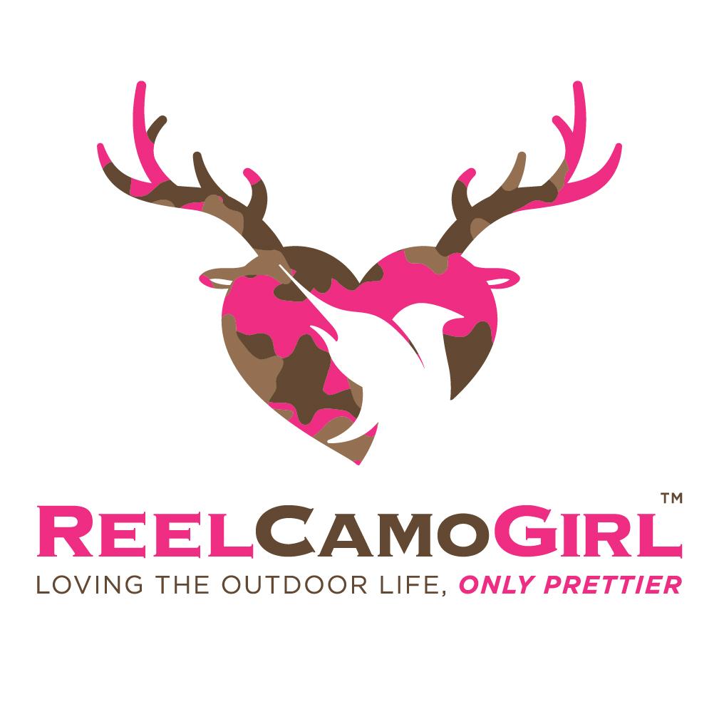 ReelCamoGirl Logo https://reelcamogirl.wordpress.com/2015/01/14/check-check-check/