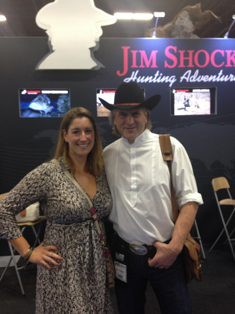 Jim Shockey REMEMBERING MY FIRST TIME………AT THE SAFARI CLUB INTERNATIONAL LAS VEGAS CONVENTION  https://reelcamogirl.wordpress.com/2015/02/17/remembering-my-first-time-at-the-safari-club-international-las-vegas-convention/