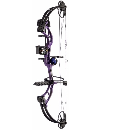Purple Cruzer by Bear Archery