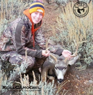 Pro Staff Member Chelsie. Connect with her on  Facebook ,    Instagram  and  Twitter