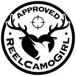 ReelCamoGirl is community of strong, supportive women who have a passion for the outdoors. There is a growing need for a place for women to share their outdoor experiences, as well as an interest in clean eating and self-sufficiency. Through our website and social media networks, we offer a safe place where ladies can share their pictures, stories, wild game and fish recipes, and news articles about conservation and hunting perspectives.