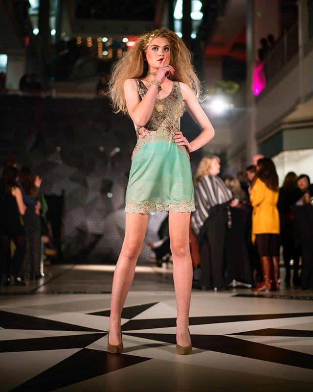 Shh... 🤐 It's @michal_negrin_canada on the Strike Midnight runway 💇 @huntandgatherhaircompany 💄 @elatecosmetics @anomaly_makeup 📸 Armando Tura . . . . #VicFW #victoriafashionweek #strikemidnight #michalnegrin #runwaymodel #fashionweek #yyj #yyjfashion #yyjstyle #yyjevents