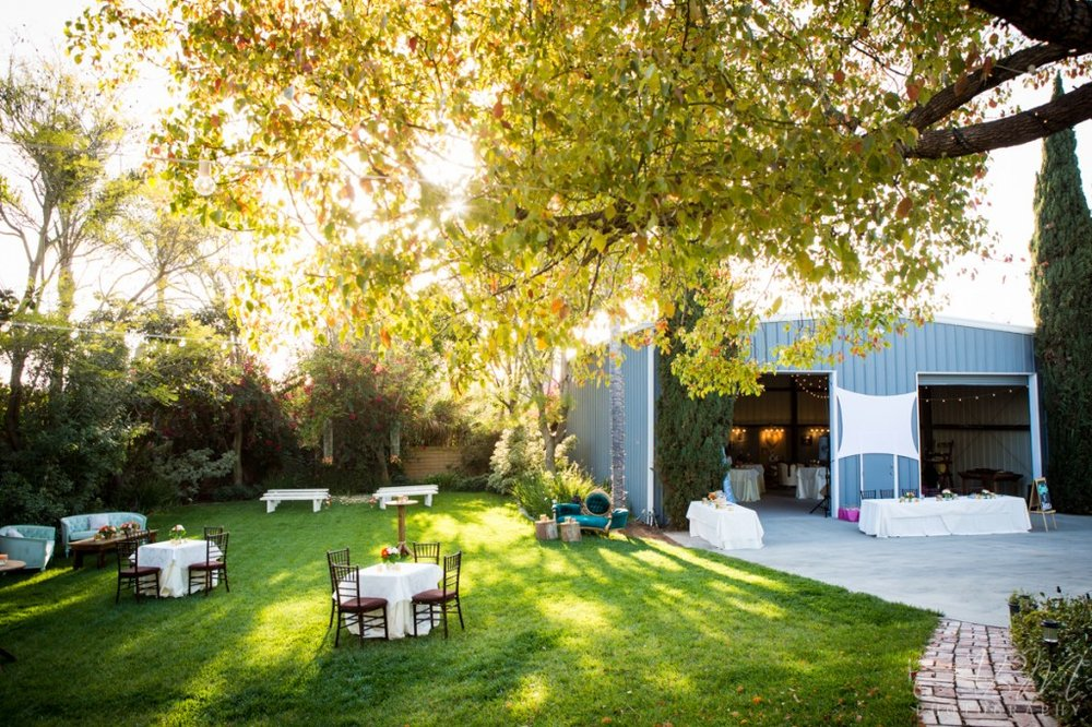 The Slate Barn Vista, CA Wedding Coordinator Sweet Blossom Weddings