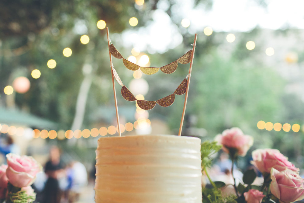 Bandy Canyon Ranch cake