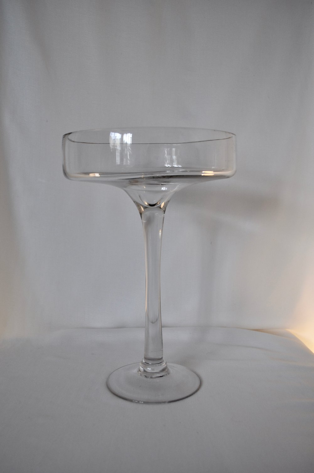"Glass Candy Jar 6x14"" - Qty: 2"
