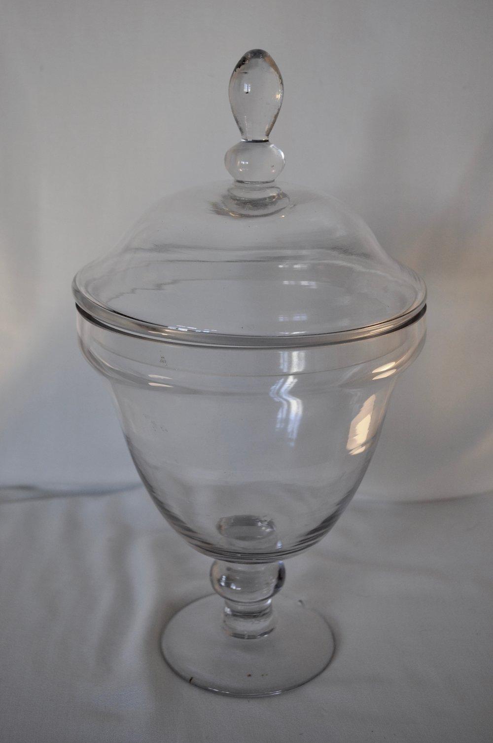 "Glass Candy Jar 6x14"" - Qty: 1"