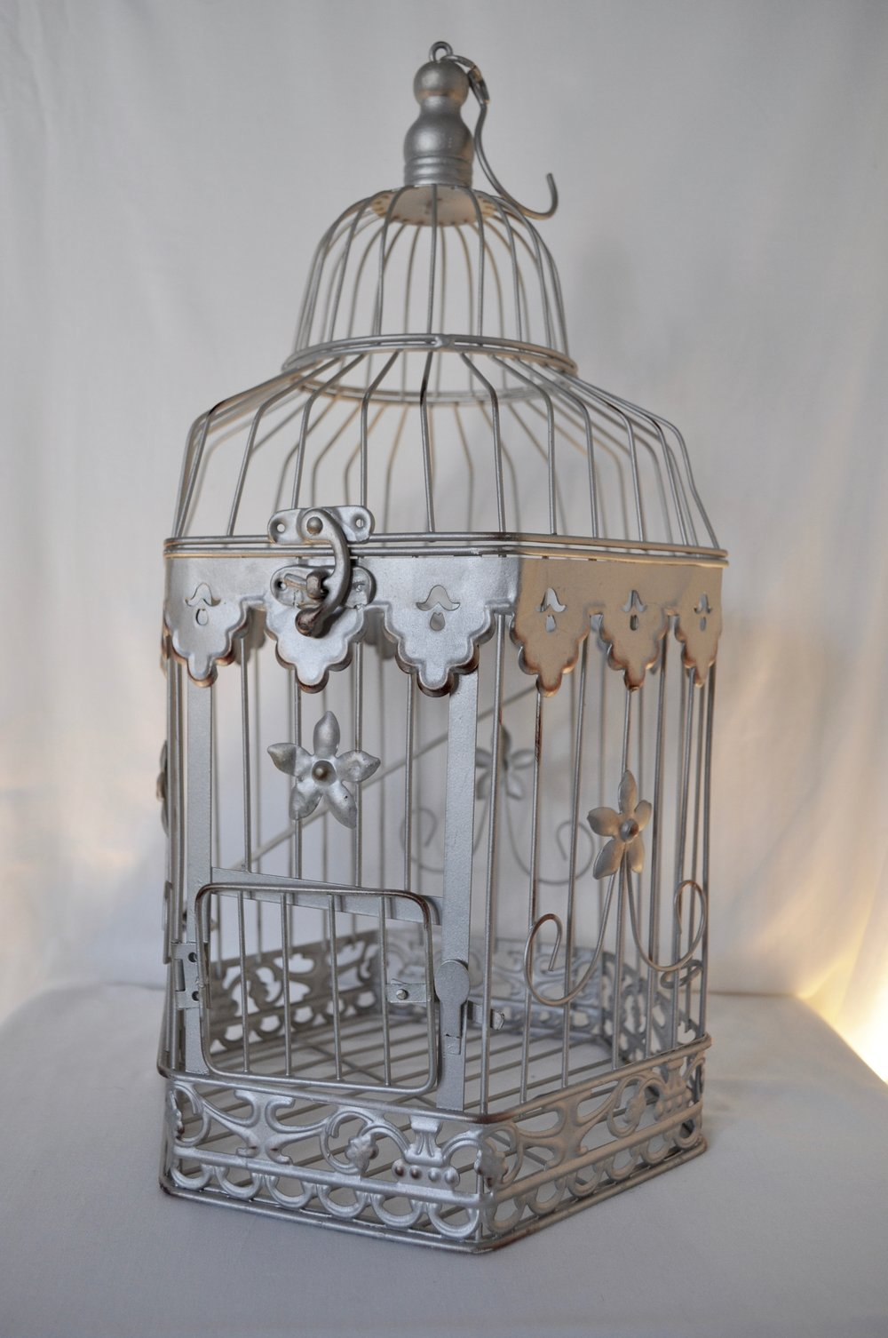 Bird Cage Card Holder - Qty: 1