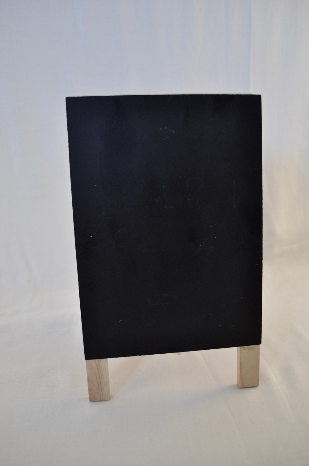 "Chalkboard Easel 7x9"" - Qty: 3"