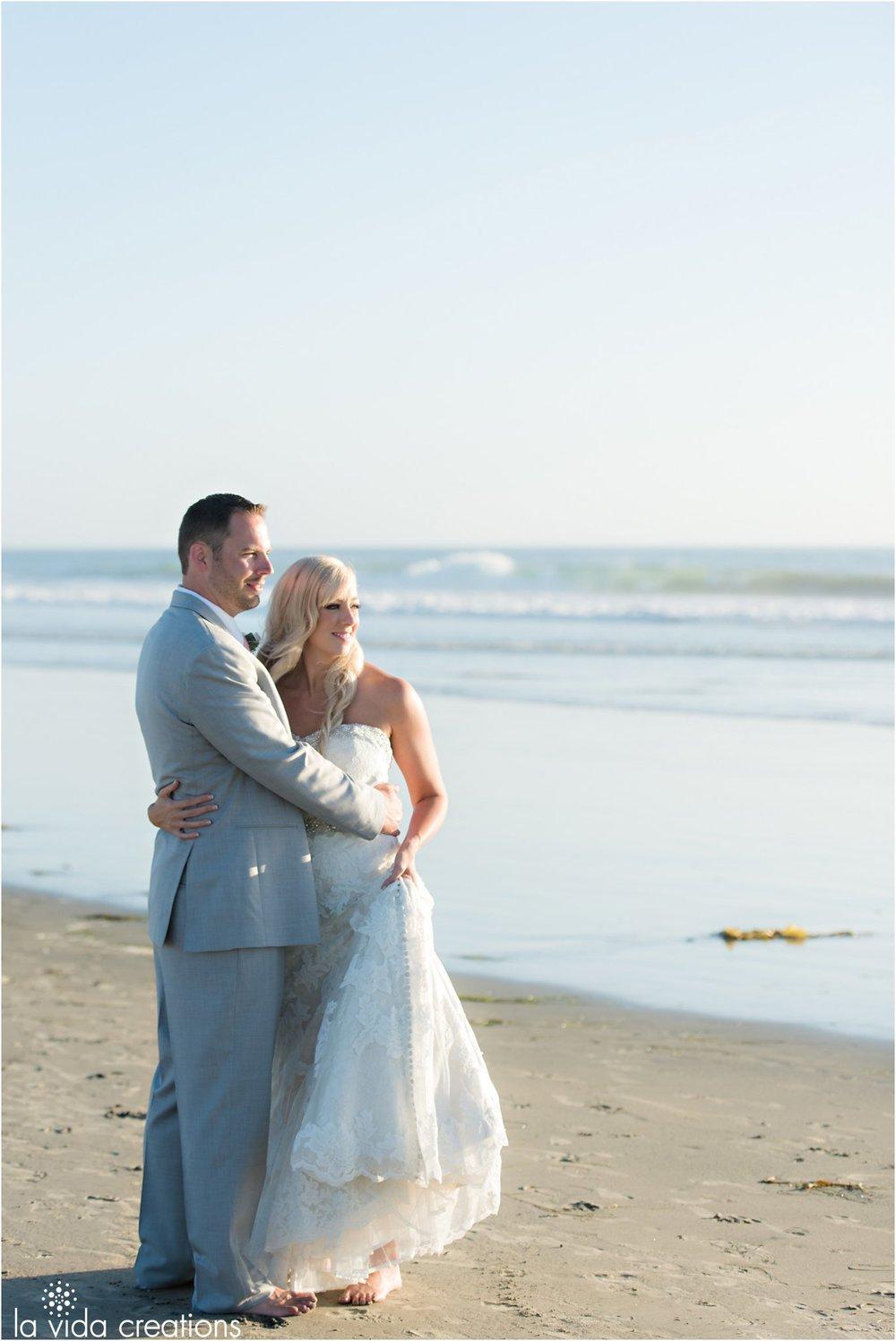 Melissa & Scott - Loews Coronado