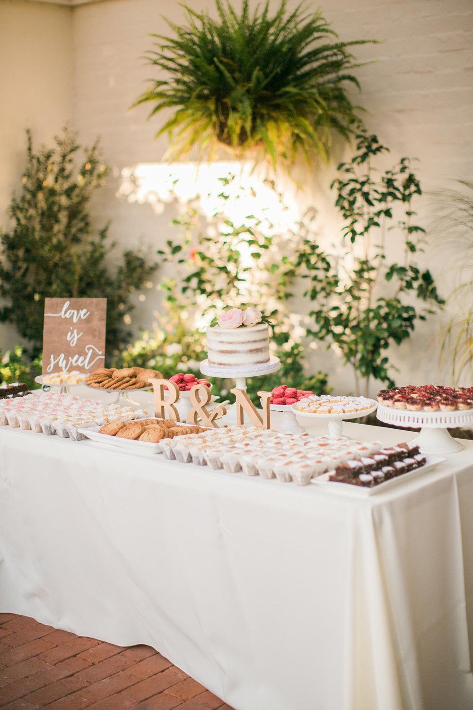 Dessert Displays