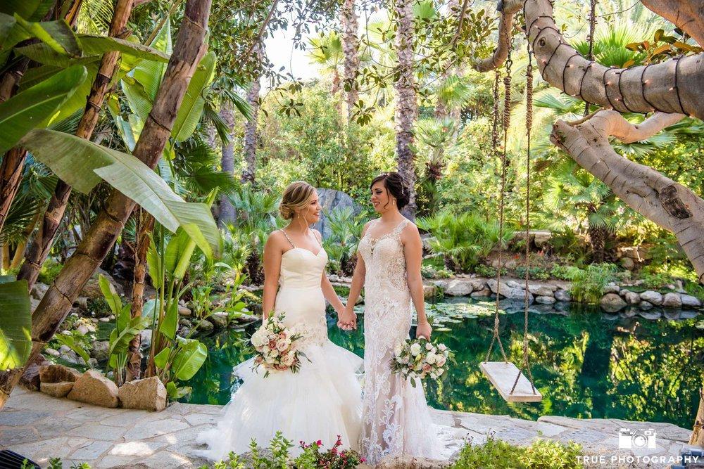 enchanted forest wedding san diego