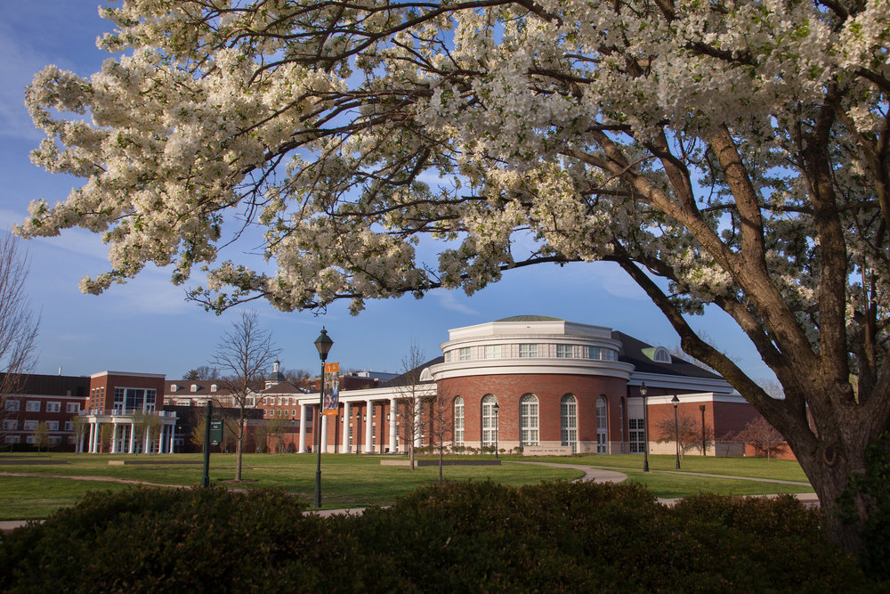 Ohio University's Walter Hall