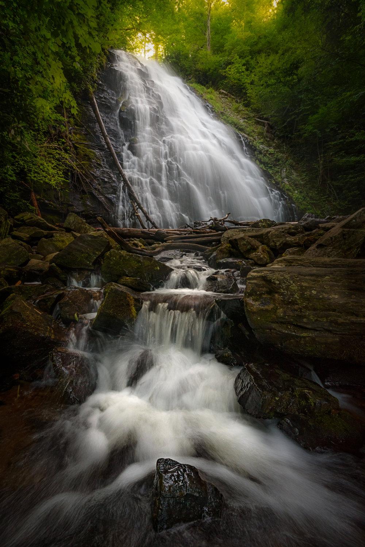 Crabtree Falls - Blue Ridge Parkway