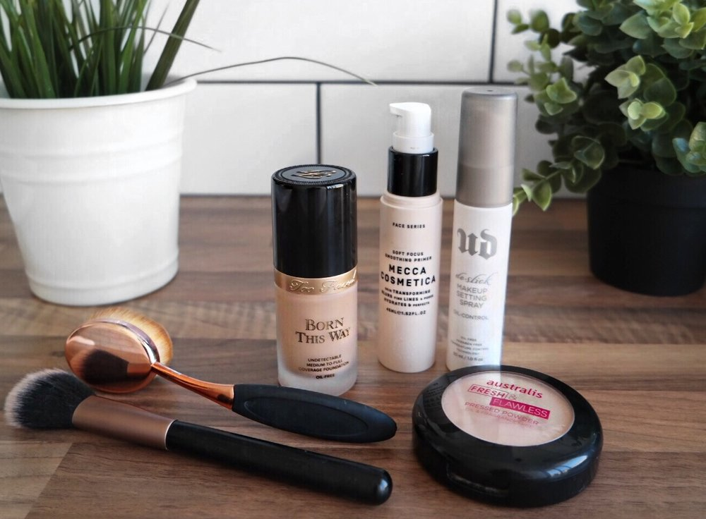 Born This Way Too Faced Foundation Review