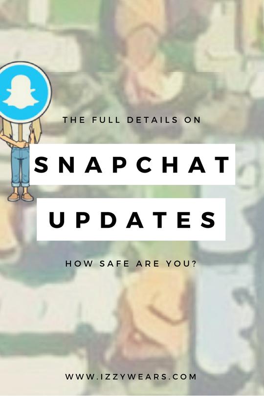 Snapchat Updates Pinterest