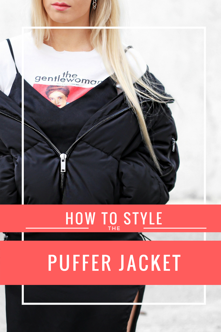 Puffer Jacket | Izzy Wears Blog