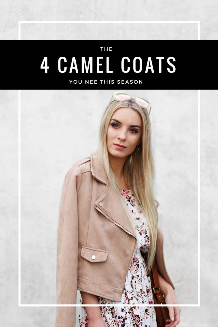 4 Camel Coats You Need This Winter | Izzy Wears Blog