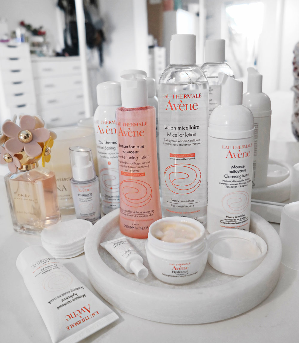 Avene Skincare Review | Izzy Wears Blog