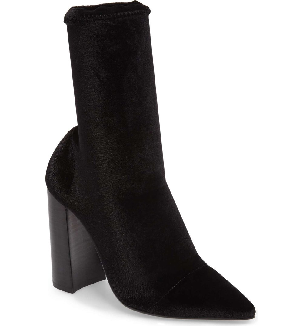 Diddy Stretch Sock Boot Tony Bianco | Izzy Wears Blog