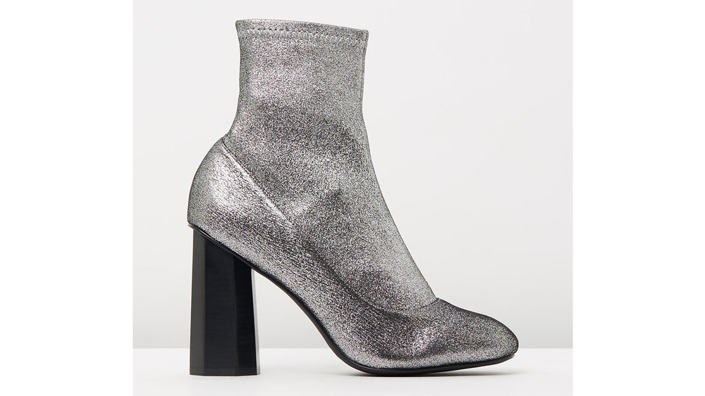 SENSO, UMAR II SILVER STRETCH BOOTS | Izzy Wears Blog