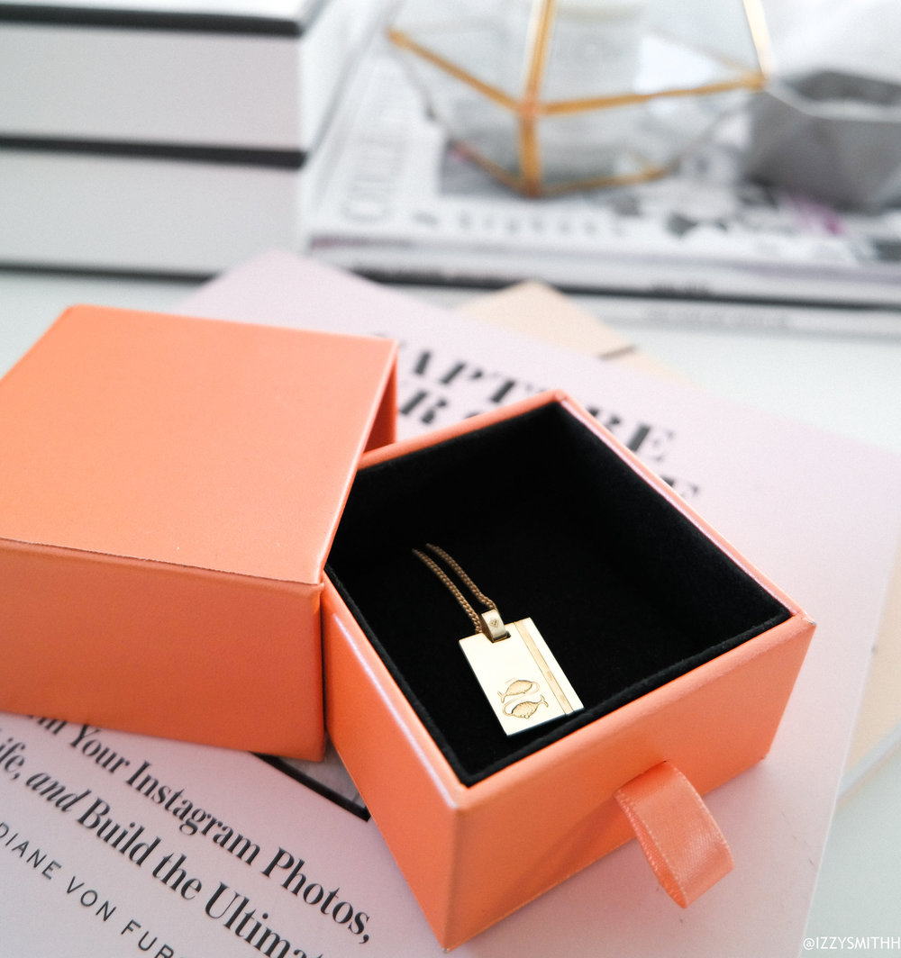 Reliqua Jewellery - Christmas Gifts for Her - Christmas Gift Guide_01 | Izzy Wears Blog