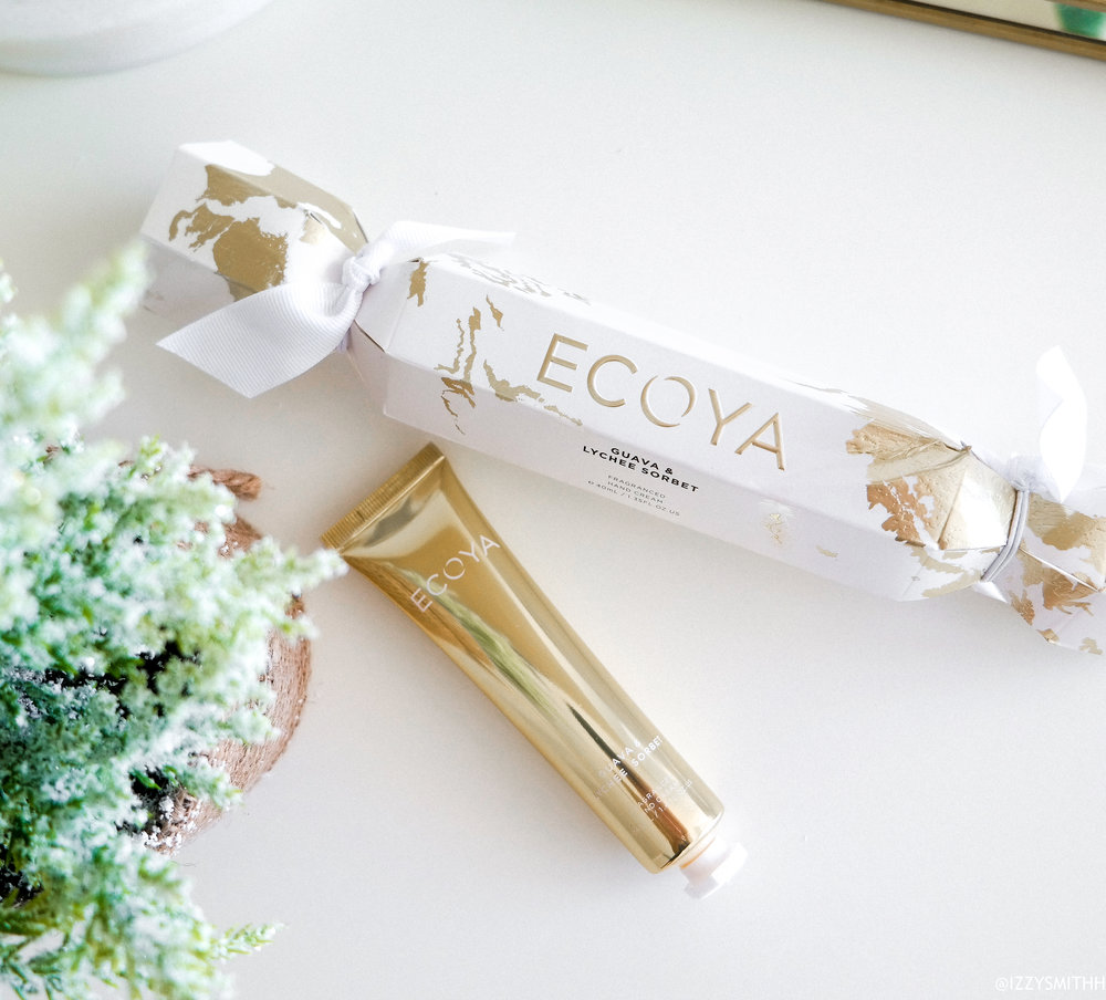 Ecoya Hand Moisturiser Bon Bon - Christmas Gift Ideas Under $100 | Izzy Wears Blog