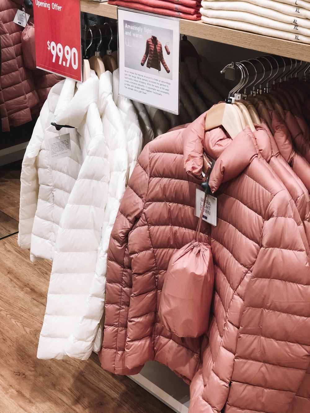 UNIQLO PERTH - Puffer Jacket
