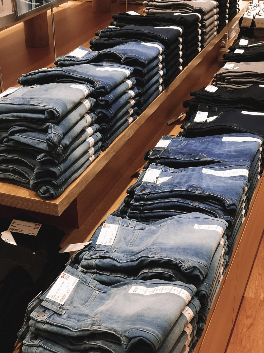 UNIQLO PERTH - Denim