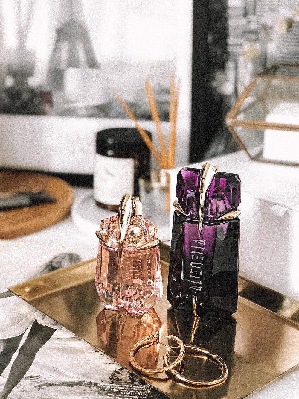 Mugler Alien FLora Futura Fragrance Review