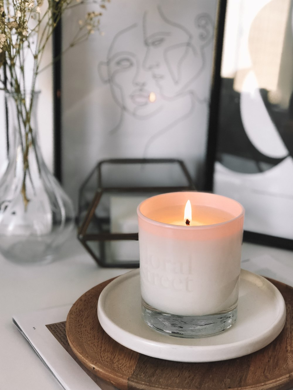 Floral Street Candle