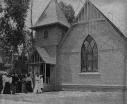 Saint Mark's Episcopal Church, 1903