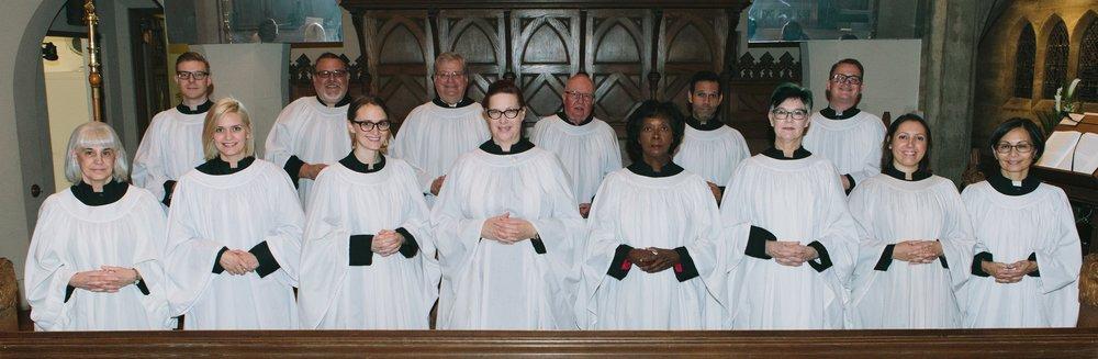 Saint Mark's Choir – November 2018