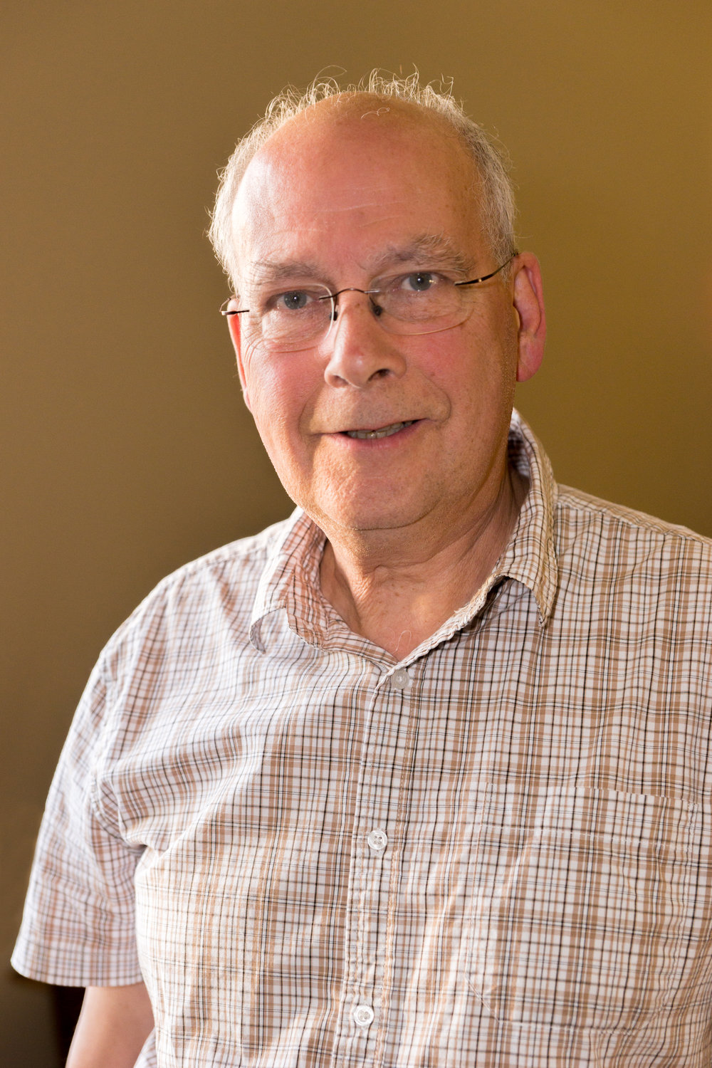 Rev Philip King - Board Treasurer