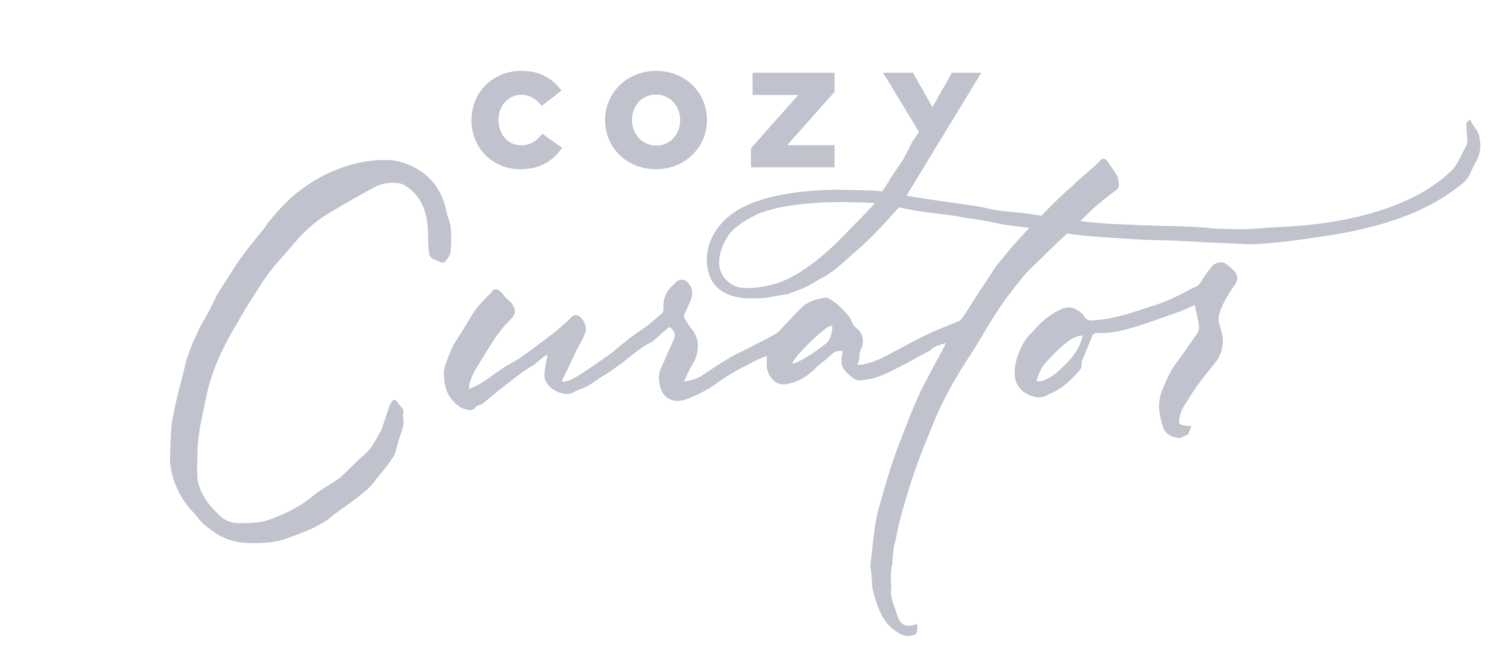 The Cozy Curator