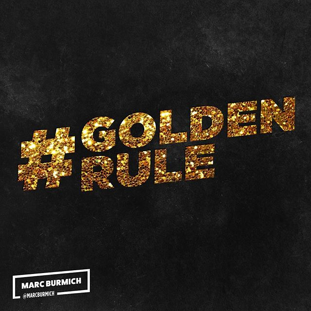 #GoldenRule - It's a rule that transcends every barrier we have a word for and one that's the bedrock of personal and professional happiness. - It's vital to a healthy #companyculture and a #rule that everyone from the #CEO to the entry-level should employ. - #learn #business #inspiration #experience #succcess #personaldevelopment #startups #dowhatmatters #giveback #entrepreneurship #selfimprovement #personaldevelopment #mextures