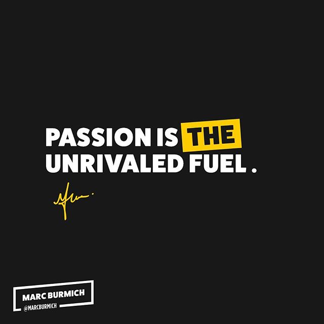 PASSION. - Whether personal or professional, for-profit or #nonprofit, local or global - whatever your goal, #passion must be the fuel. - #learn #business #inspiration #experience #success #personaldevelopment #startups #dowhatmatters #giveback #goldenrule #entrepreneurship #selfimprovement #ceo #millennials #opportunityisknocking #grow #build #inspirationalquotes #inspire #motivate