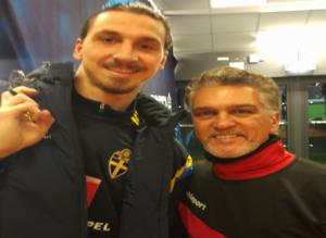Zlatan Ibrohimovic