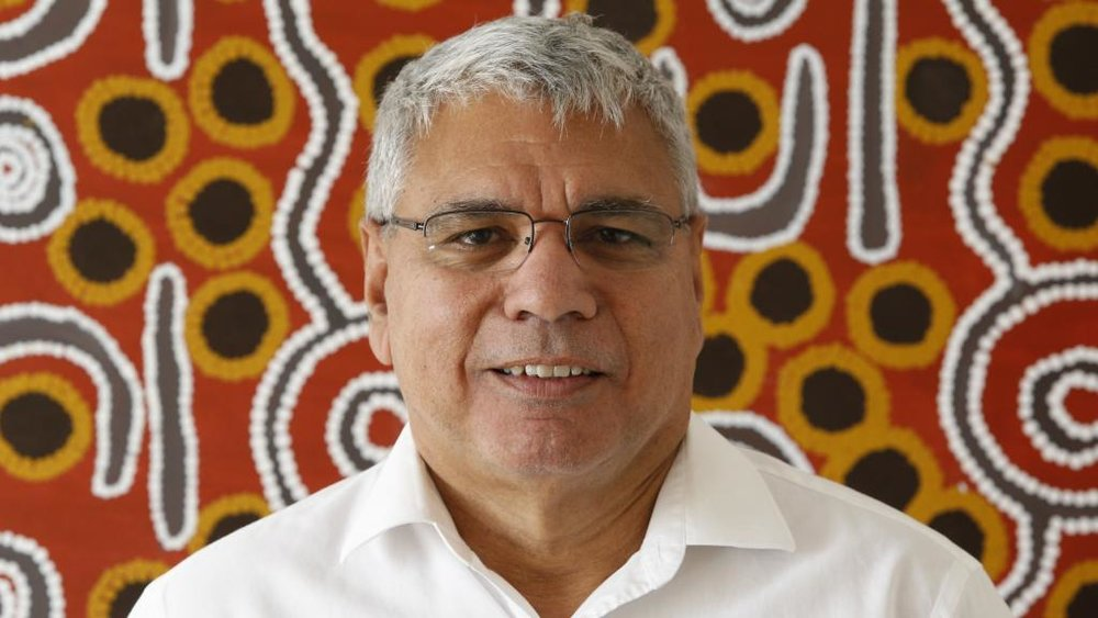 Nyunggai Warren Mundine (credit: The Australian)